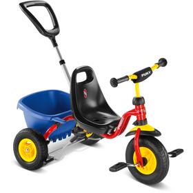 Puky CAT 1L - Triciclos Niños - rojo